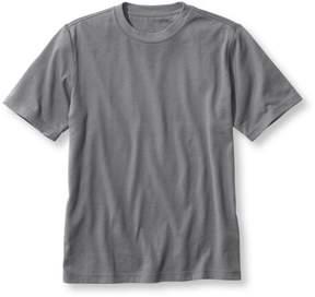 L.L. Bean L.L.Bean Katahdin Iron Works Heavyweight T-Shirt, Short-Sleeve