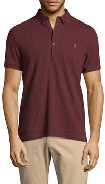 Farah Men's MERRIWEATHER SS POLO