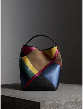BURBERRY - HANDBAGS - SHOULDER-BAGS