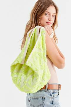 Urban Outfitters Neon Pyramid Tote Bag