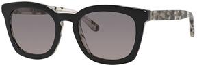 Safilo USA BOSS 0743 Rectangle Sunglasses
