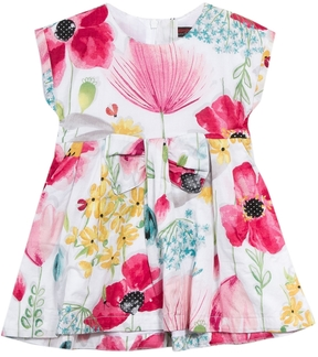 Catimini Floral Printed Dress
