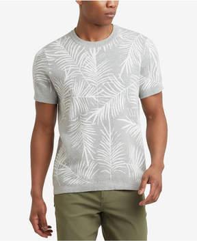 Kenneth Cole Reaction Men's Palm Jacquard T-Shirt