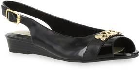 Easy Street Shoes Imprompt Women's Slingback Wedges