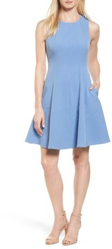 Anne Klein Women's Fit & Flare Dress