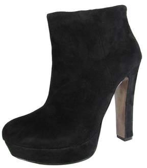 BCBGeneration BCBG Womens BG-Joesana Platform Ankle Boot Shoe