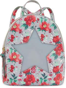 Asstd National Brand Floral Star Mini Backpack