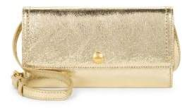 Cole Haan Benson II Leather Wallet On Chain