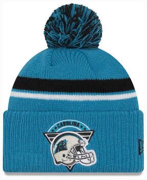 New Era Carolina Panthers Diamond Stacker Knit Hat