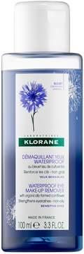 Klorane Waterproof Eye Make-Up Remover with Soothing Cornflower
