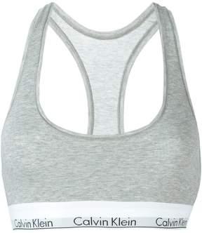 Calvin Klein Underwear logo bra top