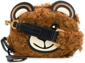 Moschino teddy bear crossbody bag