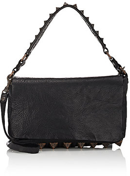 Campomaggi CAMPOMAGGI WOMEN'S STUDDED SHOULDER BAG