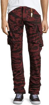Robin's Jeans Predator Straight-Leg Cargo Jeans