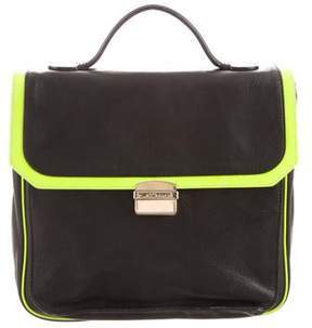 Jason Wu Bicolor Leather Satchel