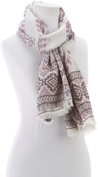 Collection XIIX Collection 18 Medallion Scarf