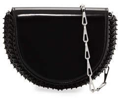 Paco Rabanne 1402 Half Moon Mini Chain Bag