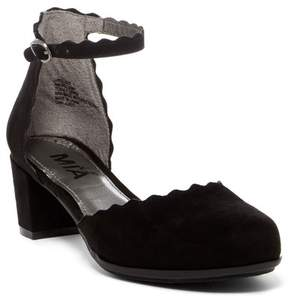 Mia Amore Ankle Strap Pump (Little Kid & Big Kid)