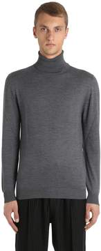 Antonio Marras Turtle Neck Wool Blend Sweater