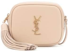 Saint Laurent Monogram Blogger leather shoulder bag