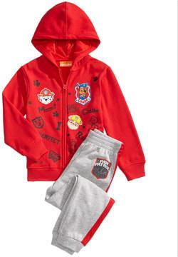 Nickelodeon 2-Pc. Paw Patrol Hoodie & Pants Set, Little Boys (4-7)