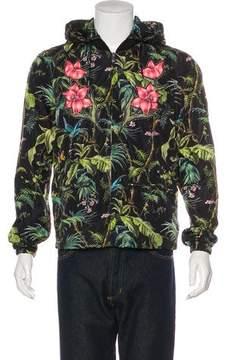 Gucci 2016 Tropical Print Jacket w/ Tags
