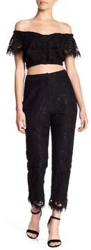 WAYF Rennes Lace Pants