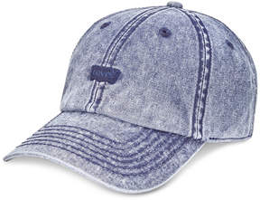 Levi's Men's Washed Denim Baseball Cap