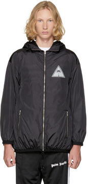 Palm Angels Black Palm Icon Jacket