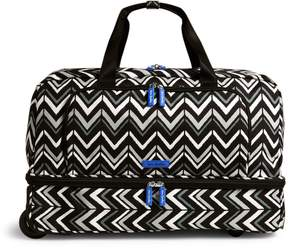 Vera Bradley Wheeled Carry-On - LOTUS CHEVRON - STYLE