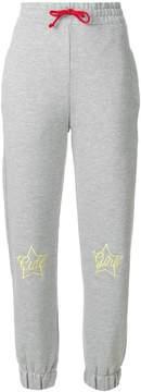 Chiara Ferragni Cute Girl track trousers