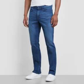 Kenneth Cole New York Straight Leg Indigo Wash Jean - Men's