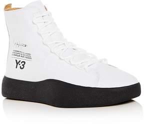 Y-3 Men's Bashyo High Top Sneakers