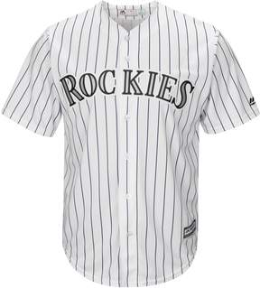 Majestic Men's Colorado Rockies Replica Jersey