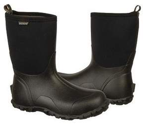 Bogs Men's Classic Mid Waterproof Winter Boot