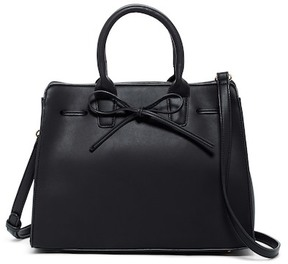 Urban Expressions Prima Vegan Leather Satchel