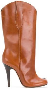 Maison Margiela western Tabi boots