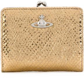 Vivienne Westwood metallic orb purse