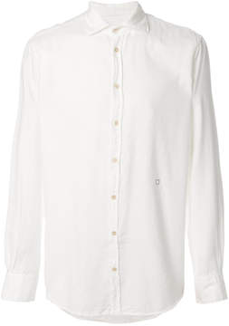 Massimo Alba long sleeved buttoned shirt