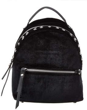 Sam Edelman Sammi Studded Velvet Mini Backpack