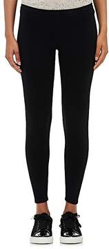 ATM Anthony Thomas Melillo Women's Compact Knit Silk-Blend Leggings