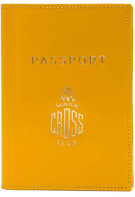 Mark Cross Passport Cover