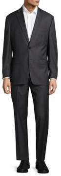 Lauren Ralph Lauren Twill Wool Suit