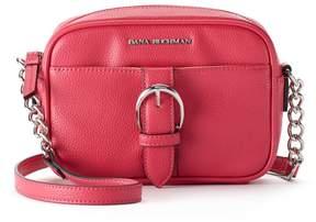 Dana Buchman Autumn Buckle Crossbody Bag