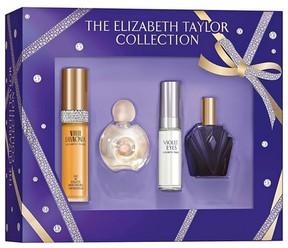 Elizabeth Taylor Women's Fragrance Sampler Gift Set - 4pc