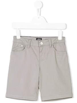 Emporio Armani Kids denim shorts