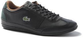 Lacoste Men's Misano Sport Leather Sneakers