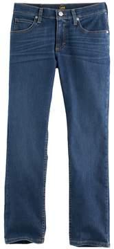 Lee Boys 8-20 Slim Straight-Leg Jeans