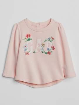 Gap Embroidery Crewneck Sweater