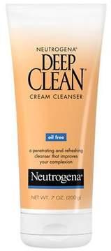 Neutrogena Deep Clean Cream Cleanser, Oil Free